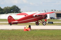 N8471 @ LAL - Stinson SM-2AA Detroiter - by Florida Metal