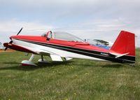 N104SJ @ ANE - Blaine Aviation Weekend 2008 - by Timothy Aanerud