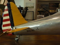 N46745 @ DAL - At Frontiers of Flight Museum - Dallas, TX