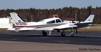 N1306G @ SFQ - Loaded up, and running up - by Paul Perry