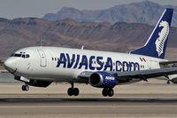 XA-UGE @ KLAS - Aviacsa / 1987 Boeing 737-301