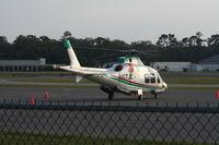 N167JC @ SSI - Agusta A109