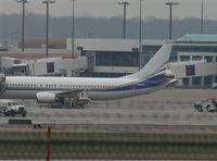 N737DX @ CVG - Pace 737-400