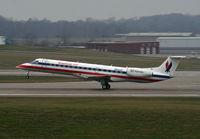 N810AE @ CVG - American Eagle EMB-140