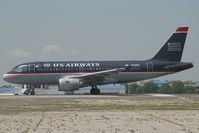 N766US @ CLT - US Airways Airbus 319 - by Yakfreak - VAP