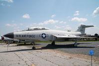 56-0243 @ CLT - USAF Douglas F101B Voodo - by Yakfreak - VAP