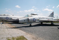 53-1788 @ CLT - USAF Convair F102 Delta Dagger - by Yakfreak - VAP