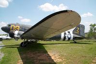 43-49926 @ CLT - USAF DC3 - by Yakfreak - VAP