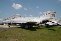 155872 @ CLT - F4 Phantom USAF - by Yakfreak - VAP