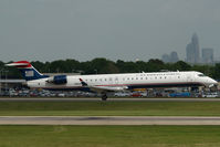N924FJ @ CLT - Mesa Airlines Regionaljet 900 in US Airways colors