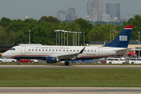 N113HQ @ CLT - Republic Airlines Embraer 170 in US Airways colors