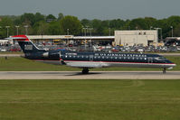 N725PS @ CLT - PSA Regionaljet 700 in US Airways colors