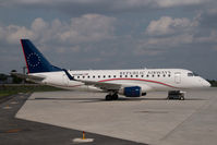 N822MD @ CLT - Republic Airlines Embraer 170