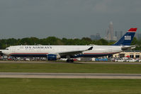 N277AY @ CLT - US Airways Airbus 330-300