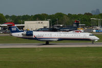 N706PS @ CLT - PSA Regionaljet 700 US Airways colors