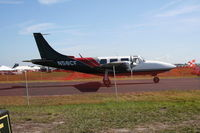N58CF @ LAL - Ted Smith Aerostar 601P