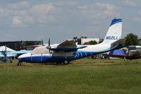 N62LL @ LAL - Aero Commander 500A