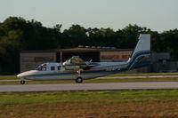N64PS @ LAL - Aero Commander 690C