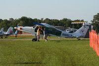 N66LT @ LAL - Comp Air CA-8