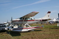 N206FK @ LAL - Cessna 206 on floats