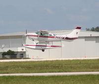 N206FK @ LAL - Cessna 206 on floats
