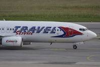 HA-LKD @ VIE - Travel Service Hungary Boeing 737-8K5