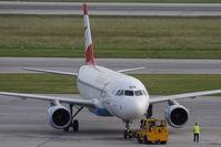 OE-LDB @ VIE - Airbus Industries A319-112