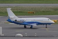 OH-FOX @ VIE - 2005 Dassault Falcon 2000EX