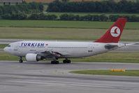 TC-JCZ @ VIE - Turkish Airlines Airbus A310-304