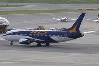 VP-BJX @ VIE - KD Avia Boeing 737-301