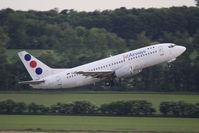 YU-ANL @ VIE - 1986 Boeing 737-3H9