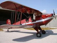 N10KL - Bucker Bu-131A, Serial No. 133 - by A.Lias