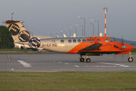 D-CFMB @ VIE - Flight Calibration Services Beech 350 King Air - by Thomas Ramgraber-VAP