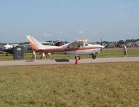 N731QV @ LAL - Cessna 210