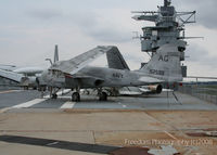 152599 - A6E, From the USS Yorktown in Charlston, SC - by J.B. Barbour