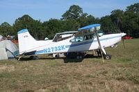 N2732K @ LAL - Cessna 180