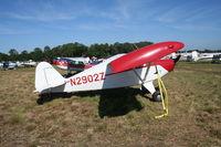 N2902Z @ LAL - Piper PA-22-150