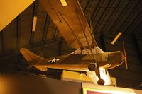 43-26753 @ FFO - Hanging from the ceiling in the National Museum of the U.S. Air Force - by Glenn E. Chatfield