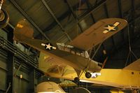 42-36200 @ FFO - Hanging from the ceiling in the National Museum of the U.S. Air Force - by Glenn E. Chatfield
