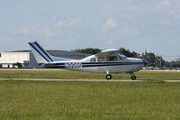 N3311S @ LAL - Cessna 210