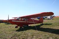N4020M @ LAL - Piper PA-12 - by Florida Metal