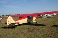 N4477M @ LAL - Piper PA-12
