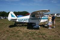 N4542Z @ LAL - Piper Pa-22-108