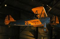 42-17800 @ FFO - Hanging from the ceiling in the National Museum of the U.S. Air Force - by Glenn E. Chatfield