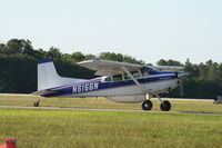 N6166N @ LAL - Cessna A185