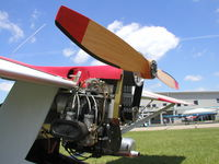 N1164M @ KSGS - Fleming Field Fly-In 2008. - by Mitch Sando