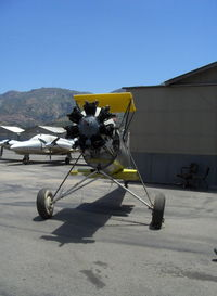 N34301 @ SZP - 1941 Meyers OTW biplane, Warner Super Scarab 145 Hp- 0 SMOH, wings rebuilt with new wood spars. Aircraft sold. For sale again. - by Doug Robertson