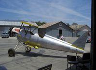 N34301 @ SZP - 1941 Meyers OTW biplane, Warner Super Scarab 145 Hp- 0 SMOH, wings rebuilt with new wood spars. Sold to new owner. - by Doug Robertson