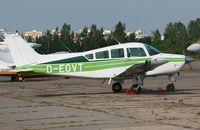 D-EGVT @ UUMO - Beech 24 Sierra Now in Russia RF-00550 - by Sergey Riabsev