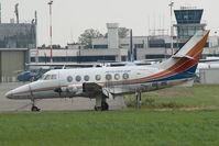OO-IBL @ EBAW - Handley Page HP137 Jetstream 200